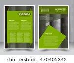 abstract flyer design... | Shutterstock .eps vector #470405342