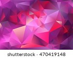 abstract triangle background.... | Shutterstock .eps vector #470419148