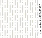 vector morse code pattern.... | Shutterstock .eps vector #470445926