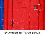 Porto Let Port Potty Door Clos...