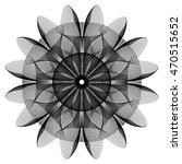 Fantastic Geometrical Flower I...