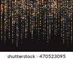 vector eps 10. glowing... | Shutterstock .eps vector #470523095