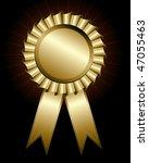 vector illustration of a shiny... | Shutterstock .eps vector #47055463