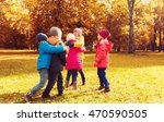childhood  leisure  friendship... | Shutterstock . vector #470590505