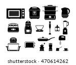 set of vector household...   Shutterstock .eps vector #470614262