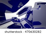abstract dynamic interior with... | Shutterstock . vector #470630282