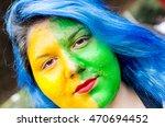 sao paulo  brazil  august 18 ... | Shutterstock . vector #470694452