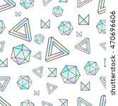 seamless pattern with...   Shutterstock .eps vector #470696606