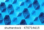 3d abstract background with...   Shutterstock . vector #470714615