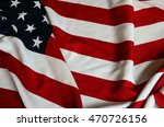 us flag | Shutterstock . vector #470726156