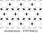black and white ornament. y  | Shutterstock . vector #470744612