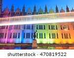 Marischal College View In The...