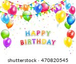 holiday theme  inscription... | Shutterstock . vector #470820545