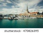 sochi  russia   july 14  2016   ... | Shutterstock . vector #470826395