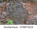 Layers Of Iron Ore Deposits...