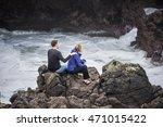 cape perpetua  usa   february... | Shutterstock . vector #471015422