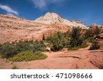 scene on the zion mount carmel... | Shutterstock . vector #471098666