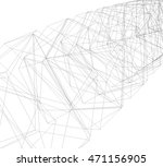 abstract  linear background | Shutterstock .eps vector #471156905