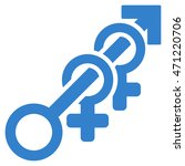 harem icon. glyph style is flat ... | Shutterstock . vector #471220706