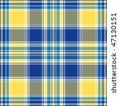 Seamless Dark Blue And Yellow ...
