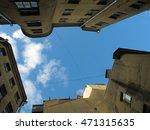 st. petersburg. court yard... | Shutterstock . vector #471315635