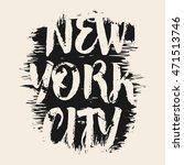 vector illustration on the... | Shutterstock .eps vector #471513746