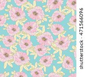 seamless pattern in the... | Shutterstock .eps vector #471566096