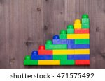 construction toy parts... | Shutterstock . vector #471575492