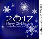 merry christmas and happy new... | Shutterstock .eps vector #471622406