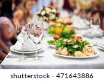 Catering Service. Restaurant...
