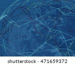 abstract background lines ... | Shutterstock . vector #471659372