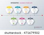 vector illustration infographic ... | Shutterstock .eps vector #471679502