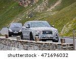 grossglockner  austria  24 july ... | Shutterstock . vector #471696032