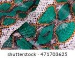 Python Snakeskin Leather  Snake ...