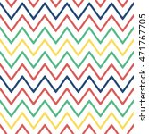 seamless wavy stripes pattern... | Shutterstock .eps vector #471767705