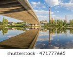 Industrial Area Of Prague....