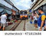 samut songkhram thailand aug 6...   Shutterstock . vector #471813686