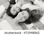 black and white expressions... | Shutterstock . vector #471948062