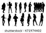 people set | Shutterstock .eps vector #471974402
