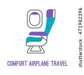 vector illustration of comfort... | Shutterstock .eps vector #471982396
