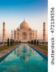 taj mahal  agra  india | Shutterstock . vector #472134556