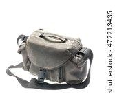 camera bag | Shutterstock . vector #472213435