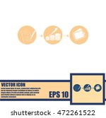 business finance career icons | Shutterstock .eps vector #472261522