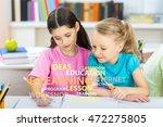 school. | Shutterstock . vector #472275805