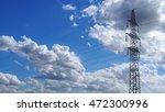 power pylon 2 | Shutterstock . vector #472300996