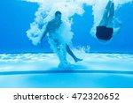 Underwater Enjoyment. Two...