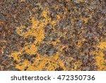rusty background | Shutterstock . vector #472350736