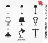 lamp icons