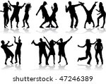 party | Shutterstock .eps vector #47246389
