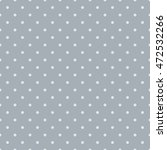 seamless pattern with polka dot.... | Shutterstock .eps vector #472532266
